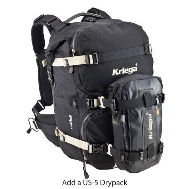 KRIEGA R30 BACKPACK - US-5 ACCESORIES