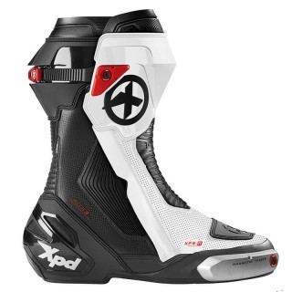 XPD XP9-R BOOTS - BLACK WHITE