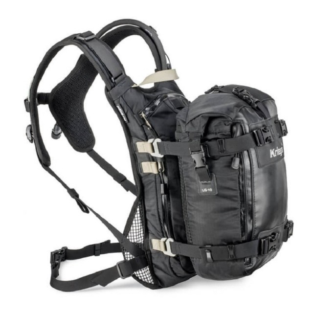 KRIEGA HYDRO-3 BACKPACK - US-10
