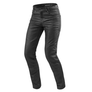 REV'IT JEANS LOMBARD 2 RF - DARK GREY SHORT