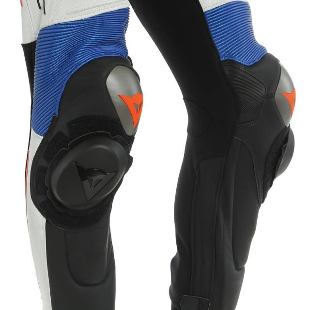 DAINESE D-AIR RACING MISANO 2 PERF. 1PC SUIT - KNEE PROTECTION