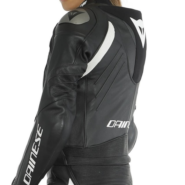 DAINESE AVRO LADY D-AIR 2 PCS SUIT - SHOULDER AND ELBOW PROTECTOR