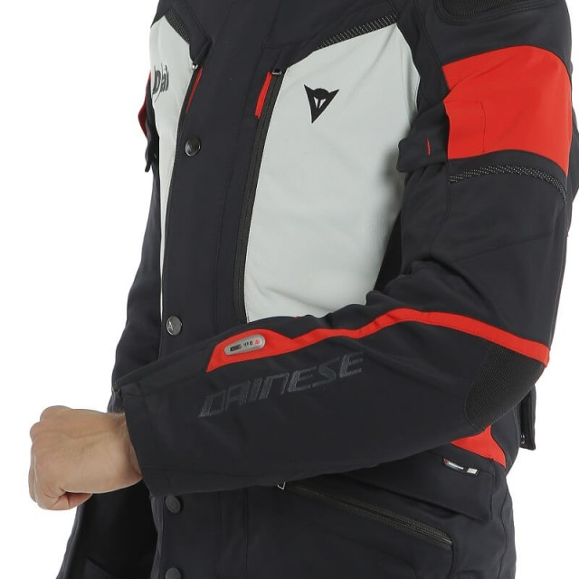 DAINESE CARVE MASTER 2 D-AIR GORE-TEX JACKET - ELBOW