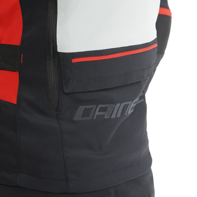 DAINESE CARVE MASTER 2 D-AIR GORE-TEX JACKET - REAR POCKET