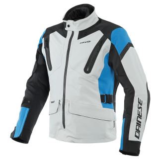 DAINESE TONALE D-DRY JACKET - BLUE GRAY BLACK