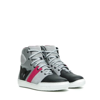 DAINESE YORK AIR LADY SHOES - GRAY CORAL