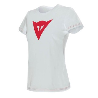 DAINESE SPEED DEMON LADY T-SHIRT - WHITE