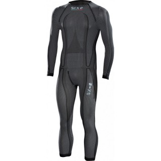 SIX2 CARBON UNDERSUIT - STX - BLACK CARBON