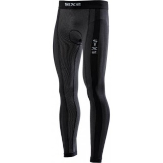 SIX2 THERMO PADDED LEGGINS CARBON - PN2W
