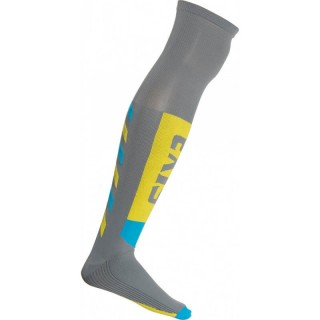 SIX2 OFF-ROAD MOTOCYCLE SOCK - MOT S KNEE - GREY