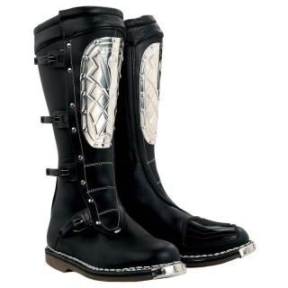 ALPINESTARS SUPERVICTORY STEEL PLATE BOOTS