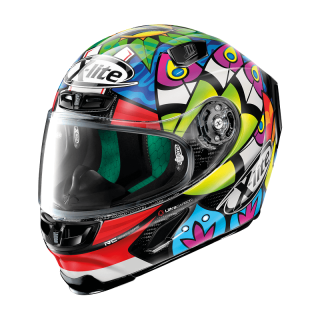 CASCO X-LITE X-803 ULTRA CARBON REPLICA C.DAVIES