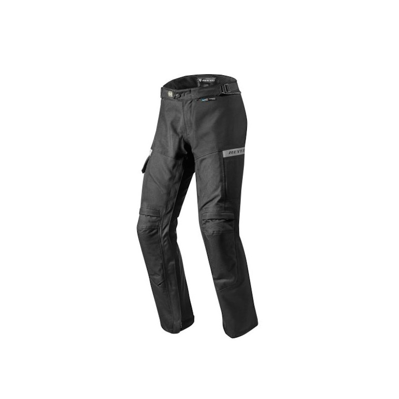 REV'IT TROUSERS COMMUTER - BLACK