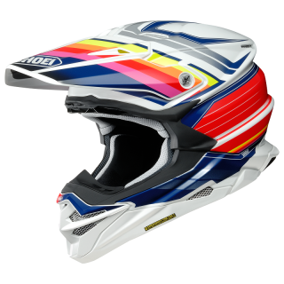 CASCO SHOEI VFX-WR PINNACLE - TC-1