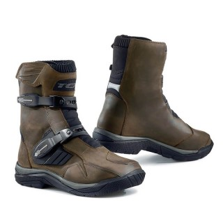 TCX BAJA MID WATERPROOF BOOTS - BROWN
