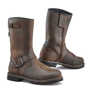 TCX FUEL WATERPROOF BOOTS - BROWN