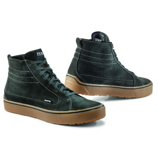 TCX STREET 3 WP SUEDE SHOES