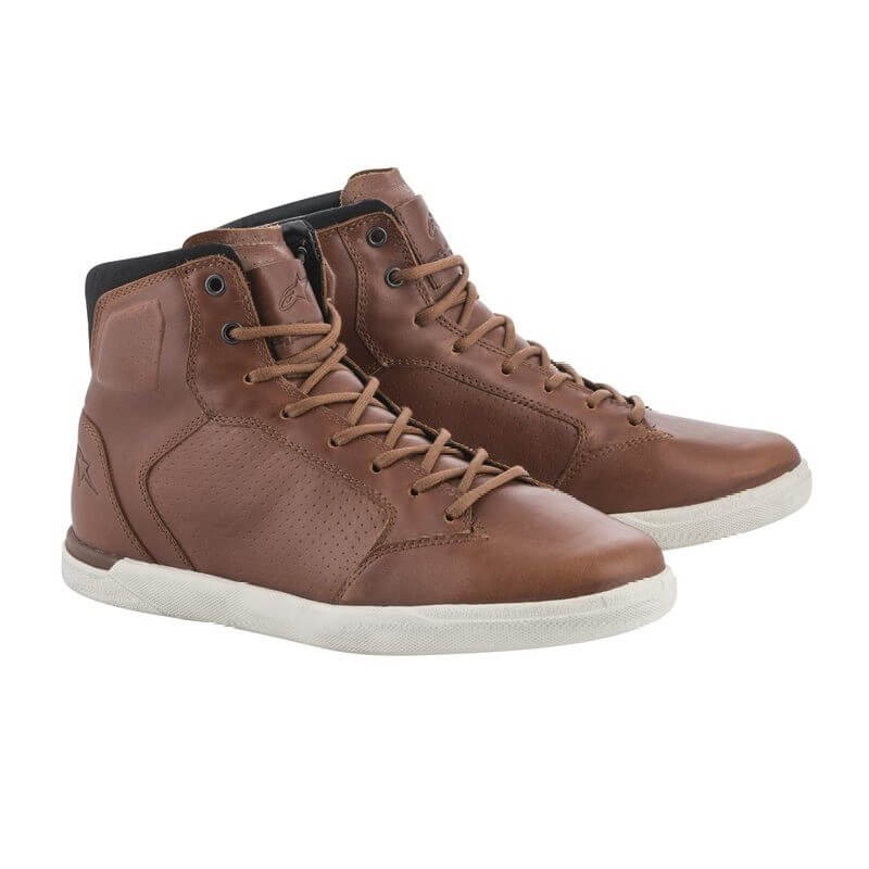 ALPINESTARS J-CULT SHOE - BROWN
