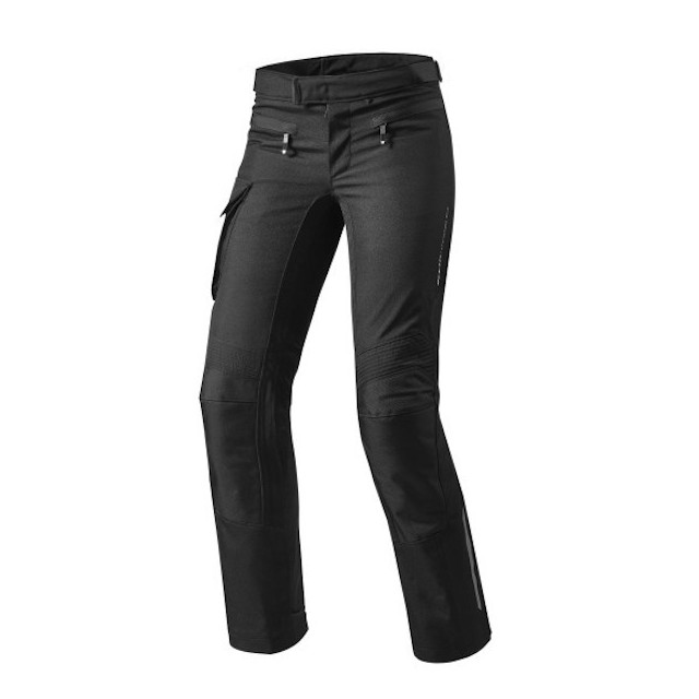 REV'IT PANTALONI ENTERPRISE 2 DONNA - BLACK