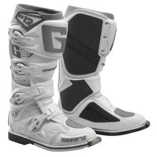 GAERNE SG 12 OFF-ROAD BOOTS - WHITE