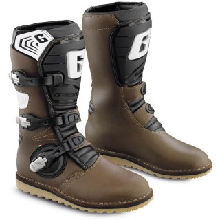 GAERNE BALANCE PRO-TECH TRIAL BOOTS - BROWN