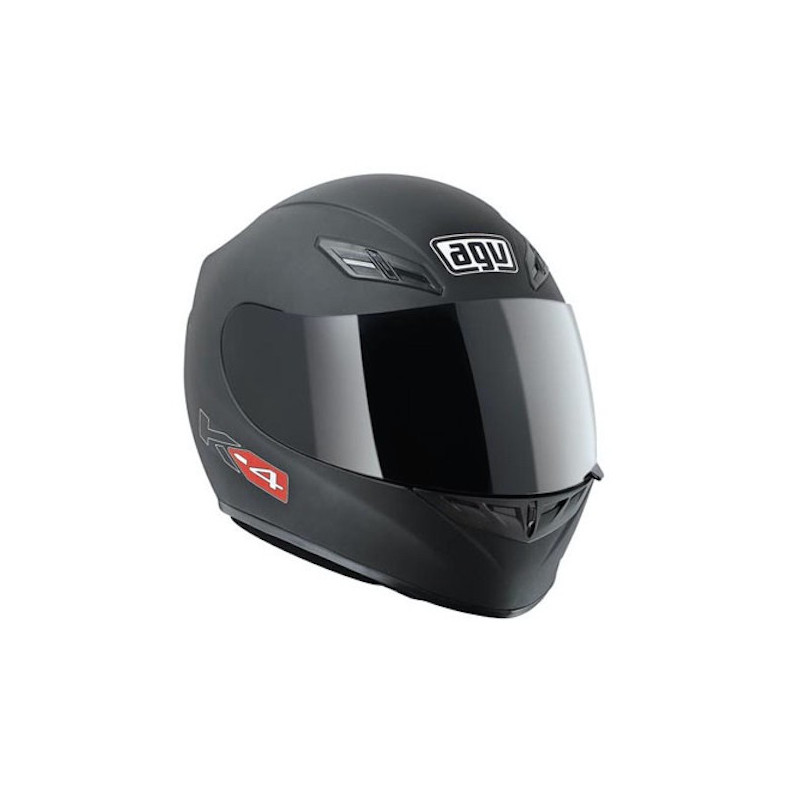 AGV K-4 MONO - MATT BLACK