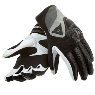 DAINESE MOTODON LADY - BLACK WHITE