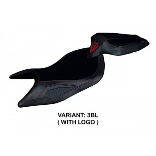 TAPPEZZERIA ITALIA SEAT COVER NAXOS APRILIA RS 660 - BLACK