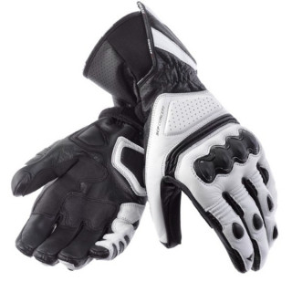 DAINESE PRO CARBON LEATHER GLOVE - NERO BIANCO