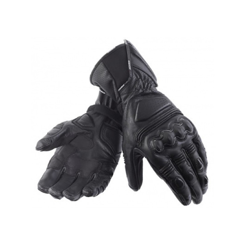 DAINESE PRO CARBON LEATHER GLOVE - BLACK