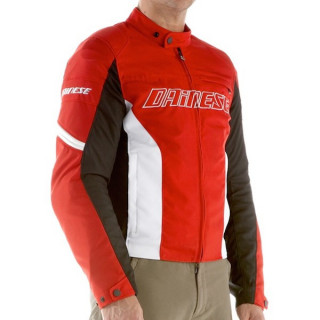 DAINESE RACING TEX - RED