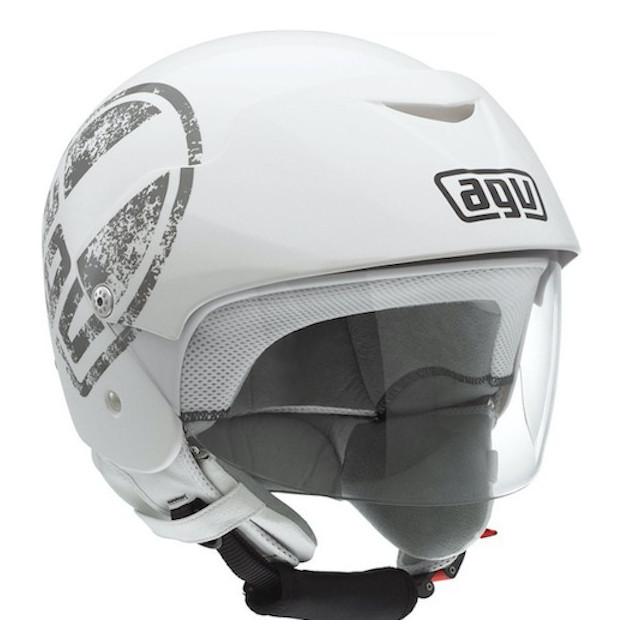AGV BALI 2 MULTI - GLAMOUR WHITE
