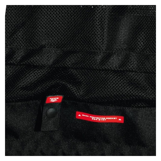 SPIDI AIR NET - BACK POTECTOR AND CLIP