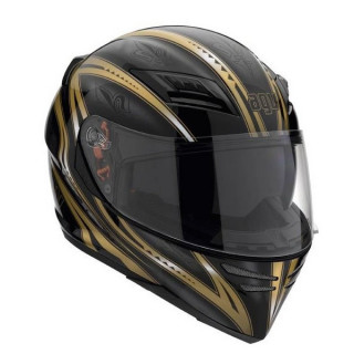 AGV STEALTH SV - FLORENCE BLACK-GOLD