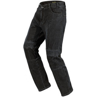 SPIDI FURIOUS TEX JEANS - BLACK