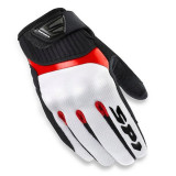 SPIDI G-FLASH BLACK WHITE RED