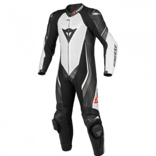 DAINESE TRICKSTER EVO C2 1PC PERF SUIT - WHITE BLACK ANTRACHITE