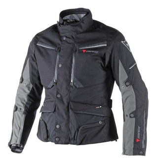 DAINESE SANDSTORM GORE-TEX JACKET - BLACK DARK GULL GREY