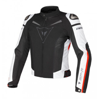 GIACCA DAINESE SUPER SPEED - BLACK WHITE RED