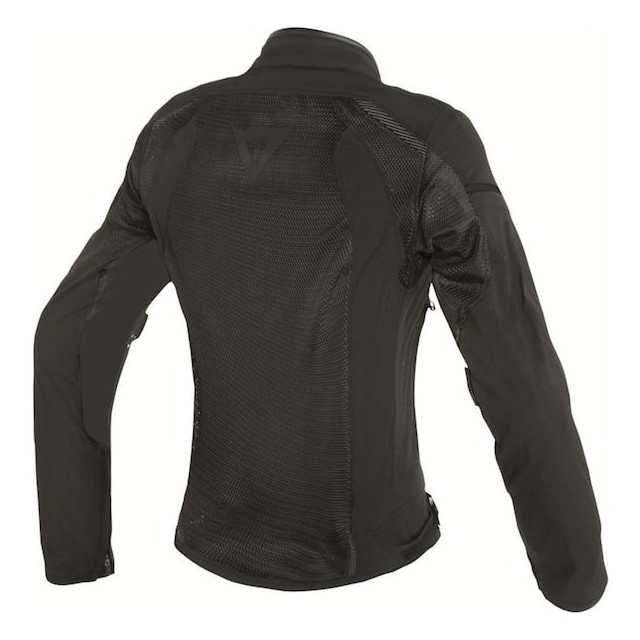 GIACCA DAINESE AIR FRAME D1 LADY TEX BLACK - RETRO