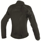 DAINESE AIR FRAME D1 LADY TEX JACKET BLACK - BACK