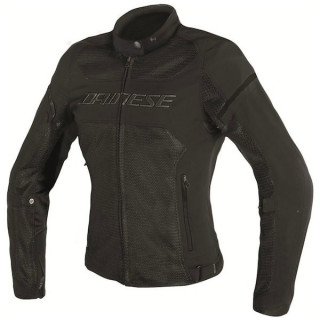 GIACCA DAINESE AIR FRAME D1 LADY TEX - BLACK