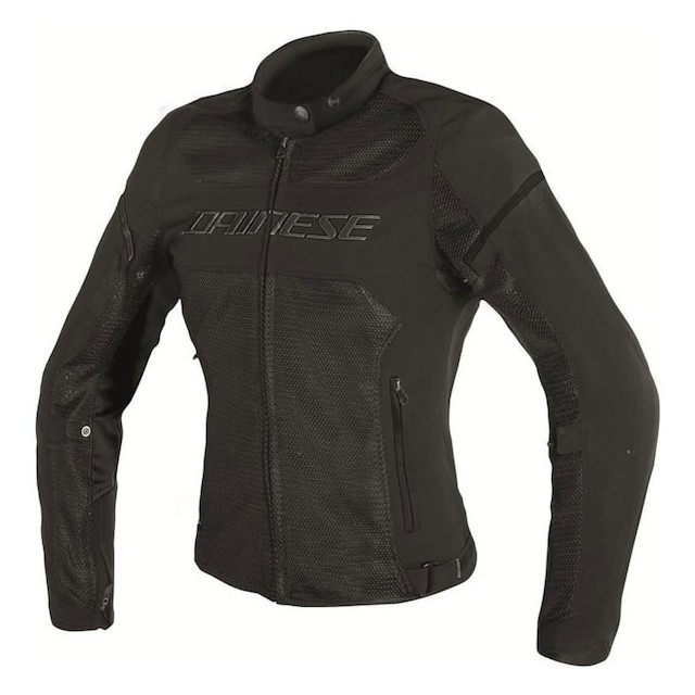 DAINESE AIR FRAME D1 LADY TEX JACKET - BLACK
