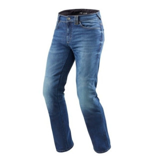 REV'IT JEANS PHILLY 2 LF - MEDIUM BLUE
