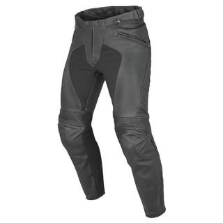 DAINESE PONY C2 LEATHER PANTS- BLACK