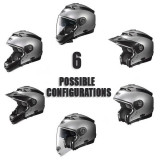 NOLAN N44 EVO - CONFIGURATIONS