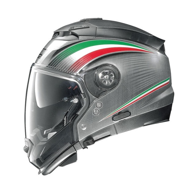 NOLAN N44 EVO ITALY N-COM - SIDE
