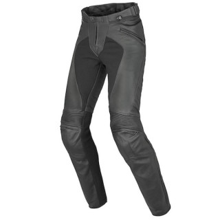 DAINESE PONY C2 LADY LEATHER PANTS - BLACK