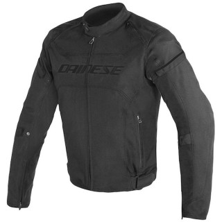 DAINESE D-FRAME TEX JACKET - BLACK