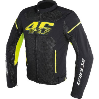 GIACCA DAINESE VR46 D1 AIR TEX JACKET